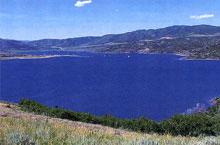 Jordanelle Lake