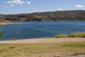 Nearby Jordanelle Lake